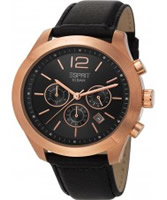 Buy Esprit Mens Misto Black Watch online