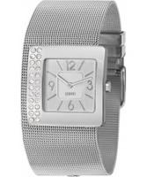 Buy Esprit Ladies Zydeco Silver Watch online