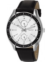Buy Esprit Ladies Vista Black Watch online