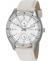 Buy Esprit Ladies Vista White Watch online