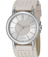 Buy Esprit Ladies Alcenia White Watch online