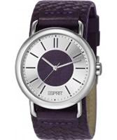 Buy Esprit Ladies Alcenia Purple Watch online