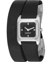 Buy Esprit Ladies Gavity Black Watch online