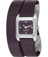 Buy Esprit Ladies Gavity Purple Watch online