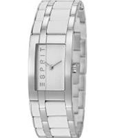 Buy Esprit Ladies Houston Mix White Watch online