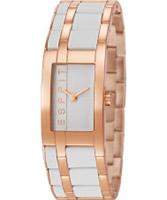 Buy Esprit Ladies Houston Mix IP Rose Gold Watch online
