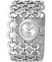 Buy Esprit Ladies Etiquette Pure Silver Watch online