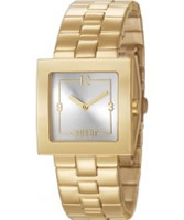 Buy Esprit Ladies Cedar Gold IP Watch online