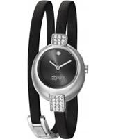 Buy Esprit Ladies Bubble Black Watch online
