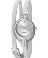 Buy Esprit Ladies Bubble White Watch online