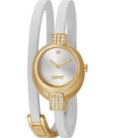 Buy Esprit Ladies Bubble Gold IP Watch online