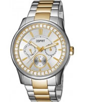 Buy Esprit Ladies Starlite Two Tone Watch online