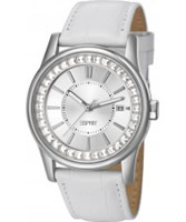 Buy Esprit Ladies Starlite White Watch online