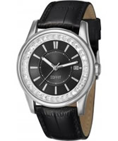 Buy Esprit Ladies Starlite Black Watch online