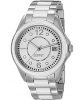 Buy Esprit Ladies Marin Ceramic Pure Silver Watch online