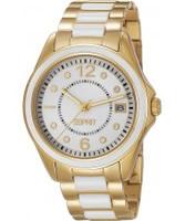 Buy Esprit Ladies Marin Ceramic Pure Gold Watch online