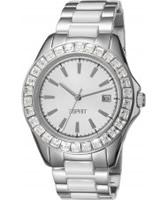 Buy Esprit Ladies Dolce Vita Ceramic Pure Silver Watch online