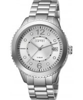 Buy Esprit Ladies Marin Aluminium Silver Watch online
