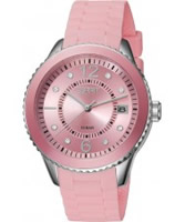 Buy Esprit Ladies Marin 68 Speed Pastel Pink Watch online