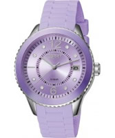Buy Esprit Ladies Marin 68 Speed Pastel Purple Watch online