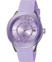 Buy Esprit Ladies Marin 68 Speed Pastel Purple Watch online