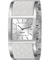 Buy Esprit Ladies Catelli White Watch online