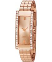 Buy Esprit Ladies Blush Rose Gold IP Watch online
