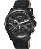 Buy Esprit Mens Kratos All Black Watch online