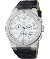 Buy Esprit Mens Phorcys White Black Watch online