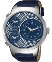 Buy Esprit Ladies Polydora Blue Watch online