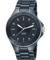 Buy Esprit Ladies Eirene All Blue Watch online