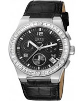Buy Esprit Ladies Pherousa Black Watch online