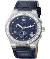 Buy Esprit Ladies Pherousa Blue Watch online