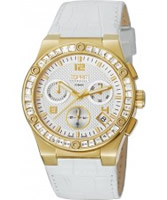 Buy Esprit Ladies Pherousa White Watch online