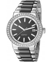 Buy Esprit Ladies Feather Two Tone Watch online