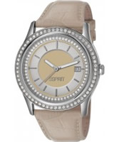 Buy Esprit Ladies Double Twinkle Crystals Set Watch online