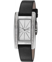 Buy Esprit Ladies Vivid Crystal Black Watch online