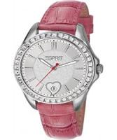 Buy Esprit Ladies Dolce Vita Love Pink Watch online