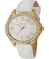 Buy Esprit Ladies Dolce Vita Love White Watch online