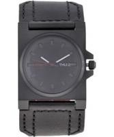 Buy Levis Ladies Black Dial With Black Ip Steel Case And Strap Watch online