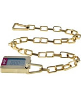Buy Levis Mens Gold Plated Steel With Digital Display Watch online