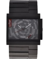 Buy Levis Unisex With Grey Dial And Black Ip Steel Bracelet Watch online