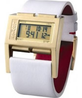 Buy Levis Ladies Digital White Watch online