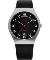 Buy Bering Time Mens Black Watch online