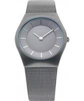 Buy Bering Time Ladies Grey Silver Watch online