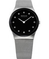 Buy Bering Time Ladies Ceramic Mesh Band Watch online