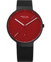 Buy Bering Time Titanium 2 Rubber Straps Watch online