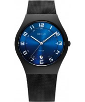 Buy Bering Time Mens Blue Black Watch online