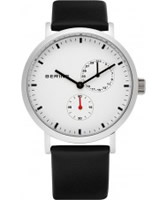 Buy Bering Time Mens White Multifunction Watch online