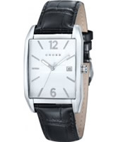 Buy Cross Mens Gotham White Black Watch online